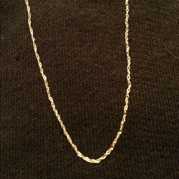 Jewelry - 🔥 14K SOLID GOLD NECKLACE 🔥